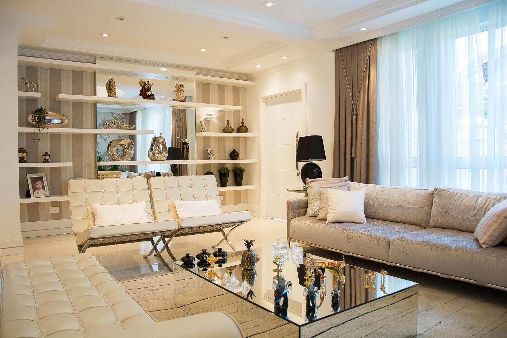 belle décoration de maison