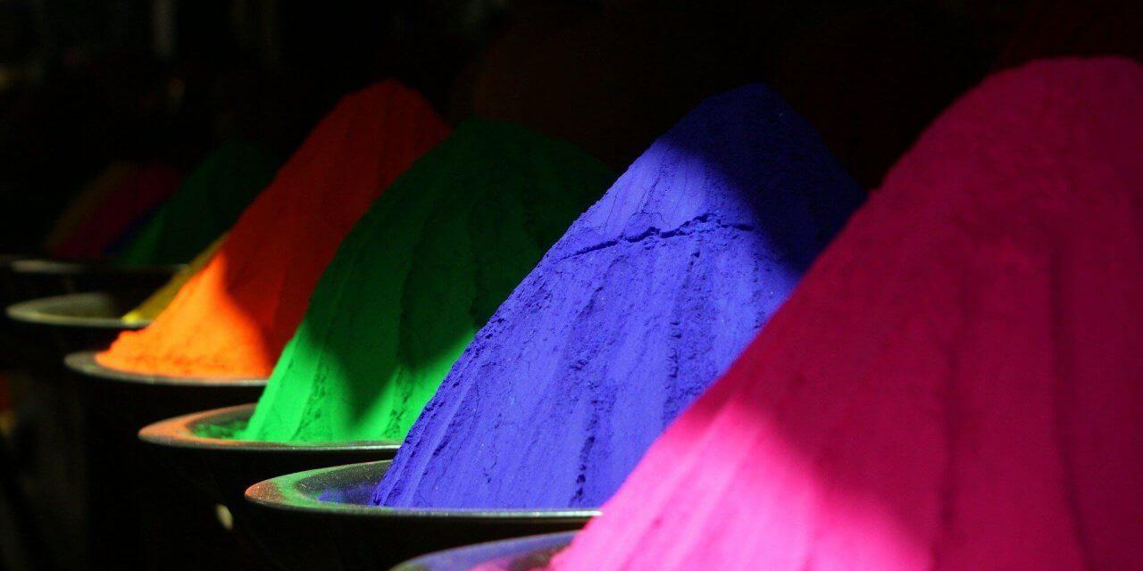 Les happy colors pour votre décoration