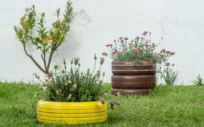 La déco de jardin avec récup, le guide définitif
