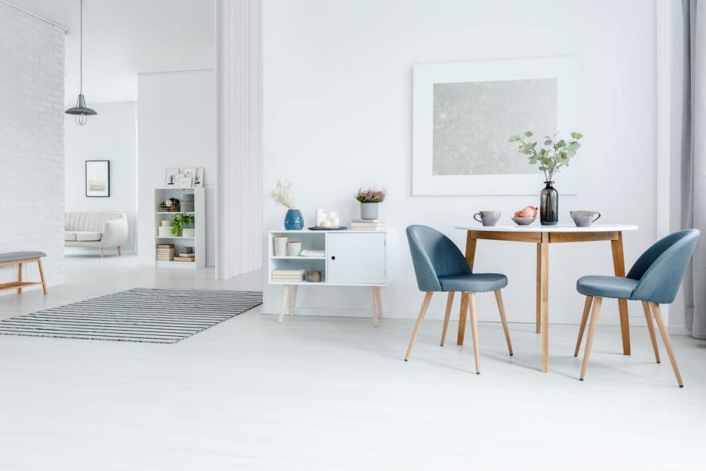 appartement style scandinave