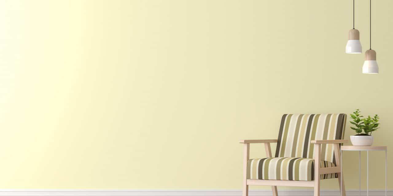 Quelle couleur associer au jaune pale pour votre décoration ?