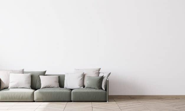 Quel canapé dans un salon moderne pour la déco ?