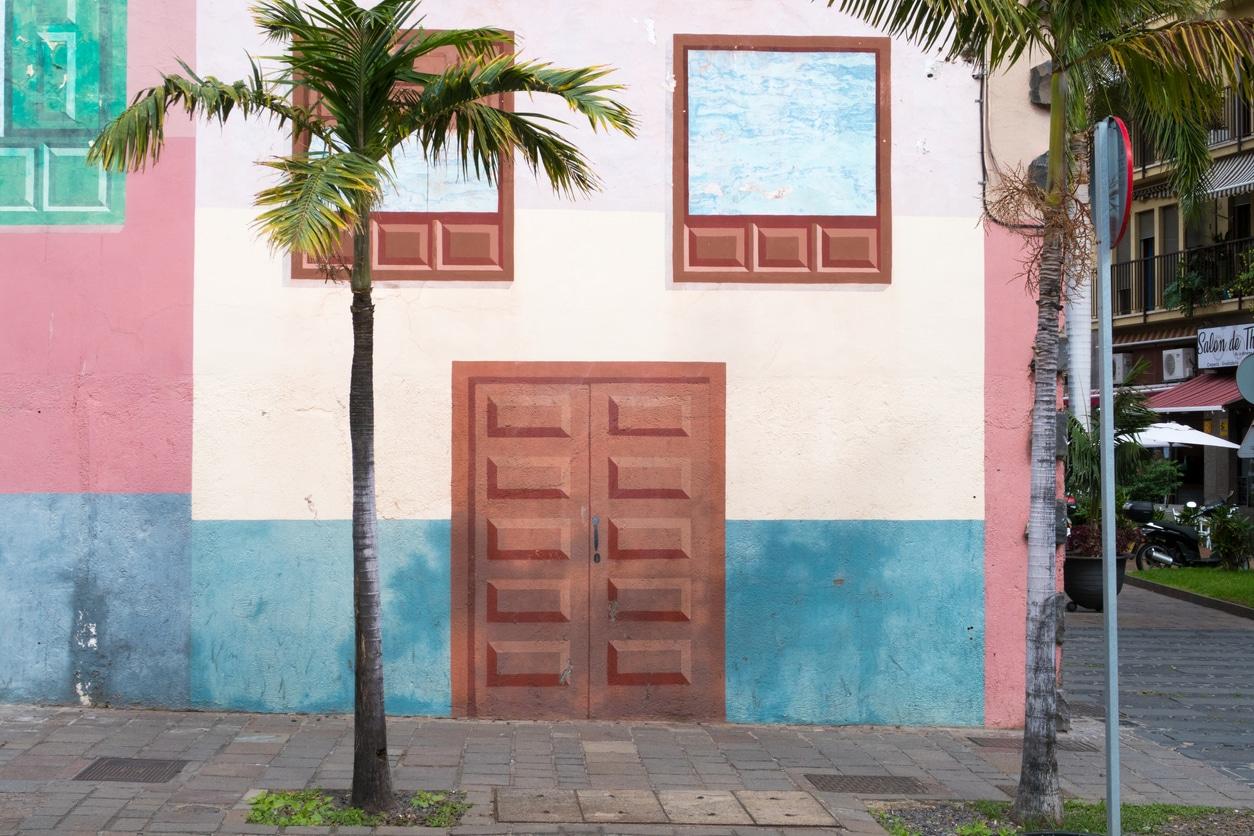 Trompe l'oeil - décoration murale