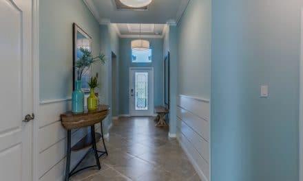 Réussir la peinture d'un couloir, nos astuces pratiques