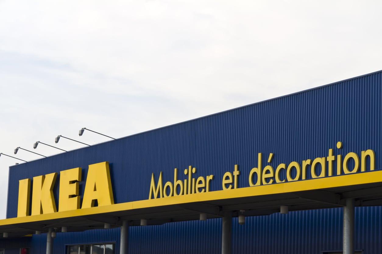 Façade IKEA