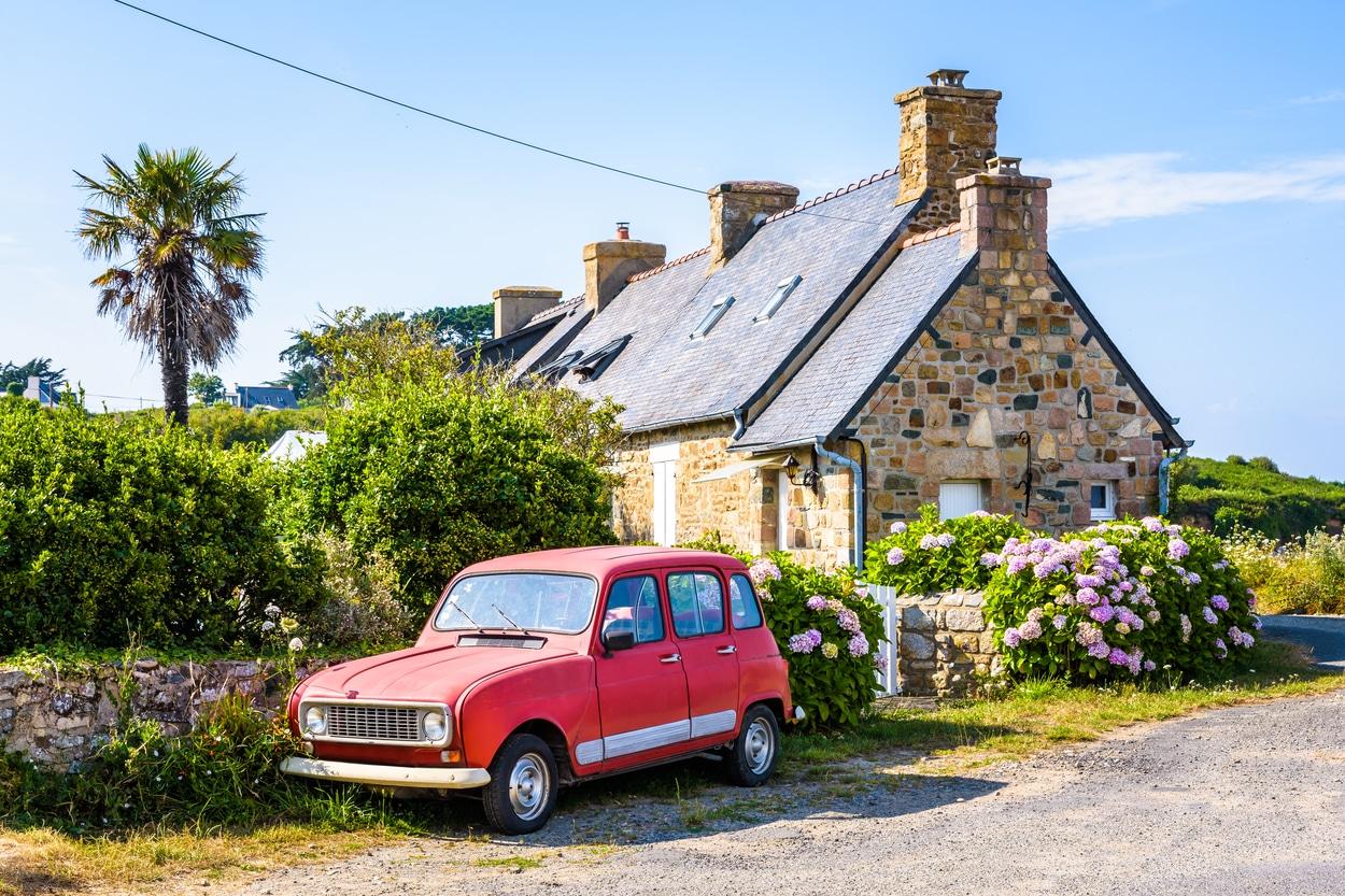 maison bretonne - ardoise