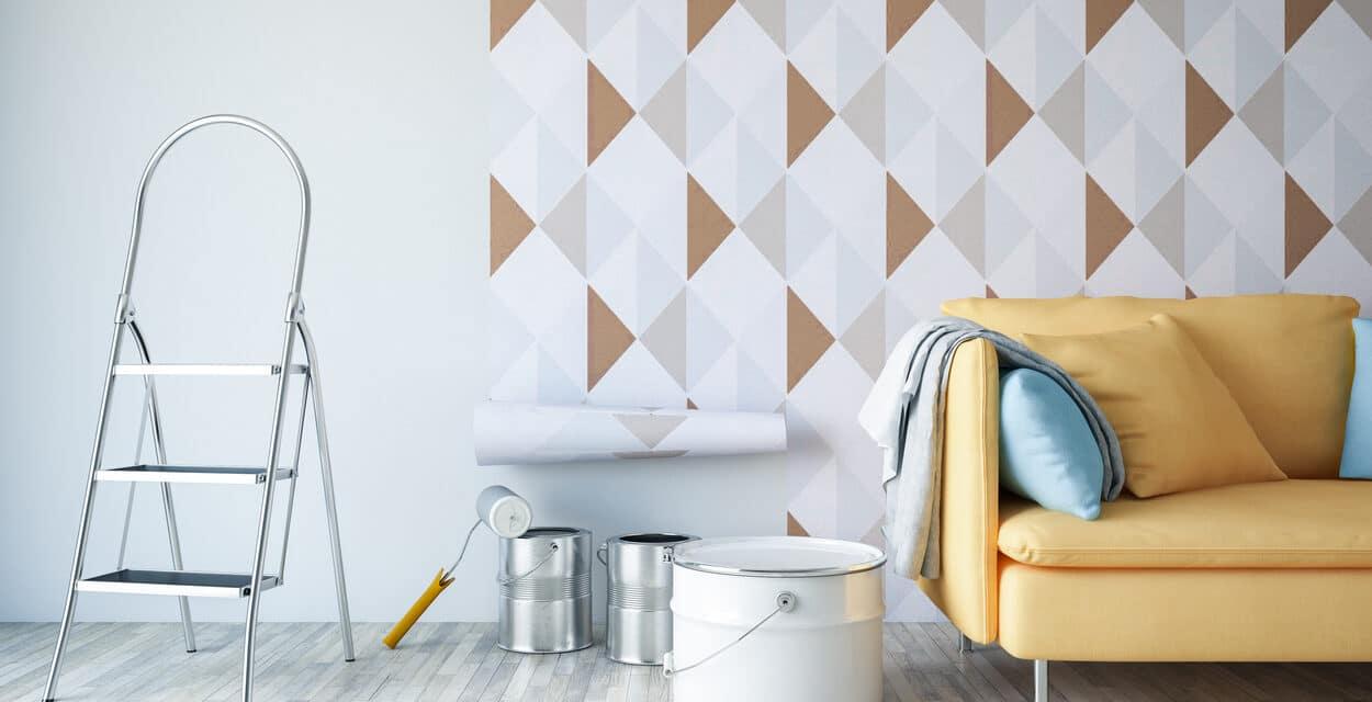 Comment poser du papier peint avec raccord : le mode d'emploi