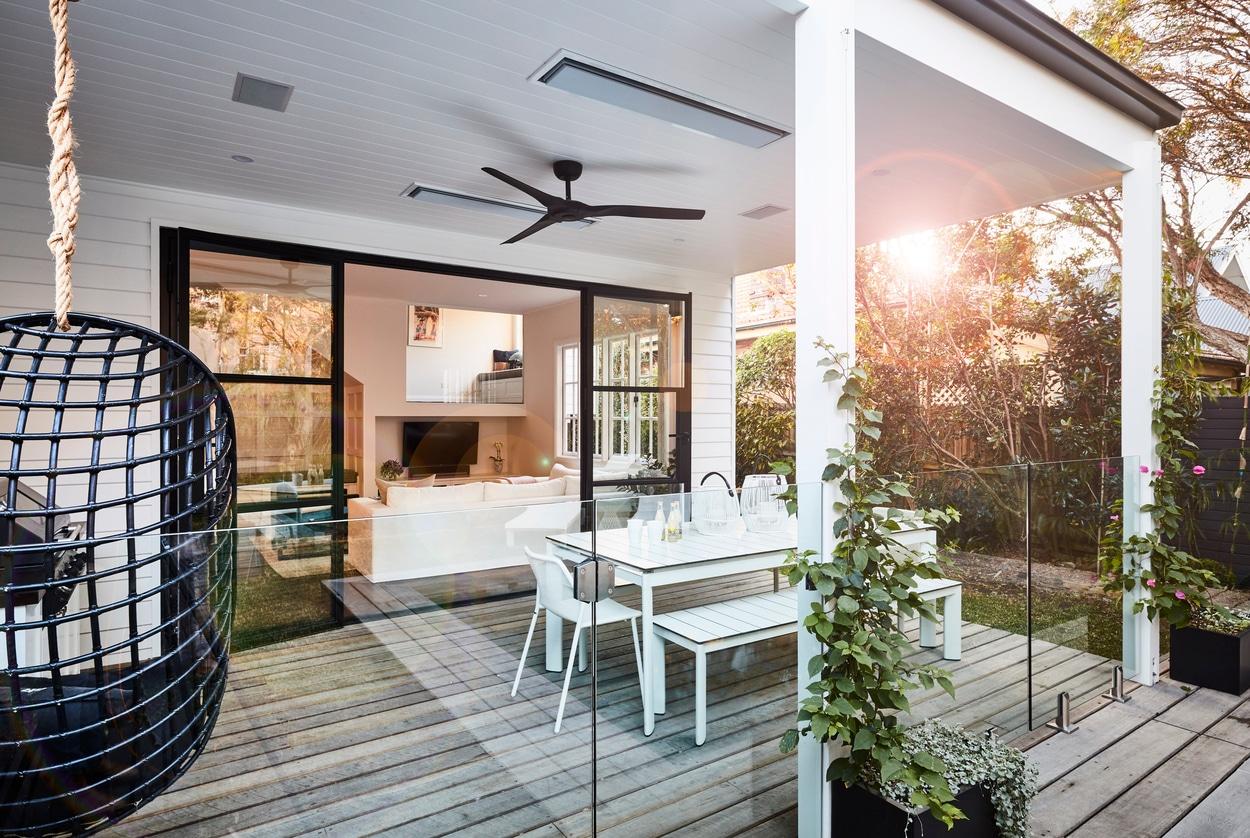 mobilier urbain - terrasse