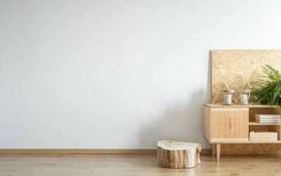 Que faire avec un tronc d'arbre coupé pour la décoration?