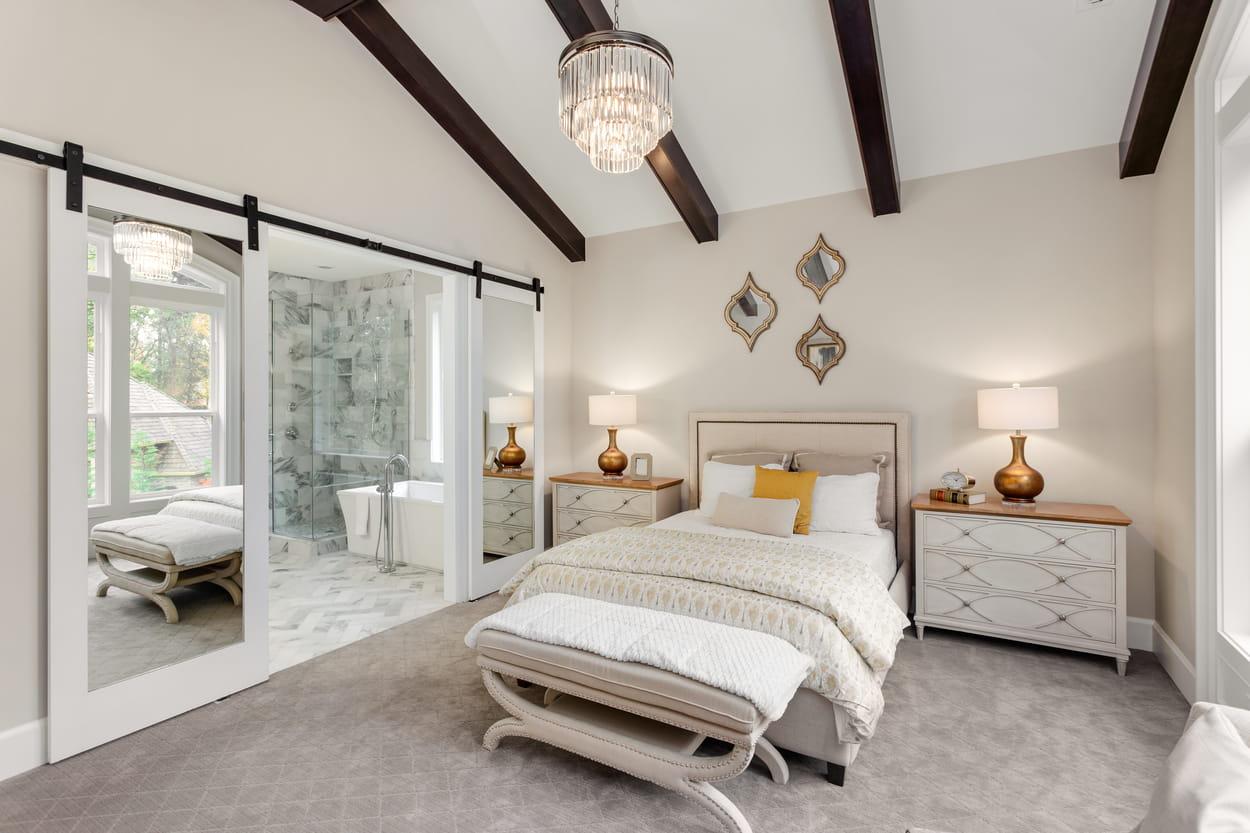 grande chambre luxueuse
