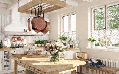 Les cuisines anglaises, un style cosy et unique
