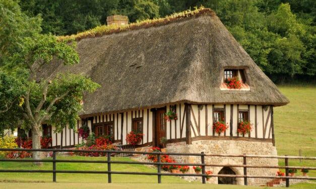 La maison normande, un logement de rêve et cosy