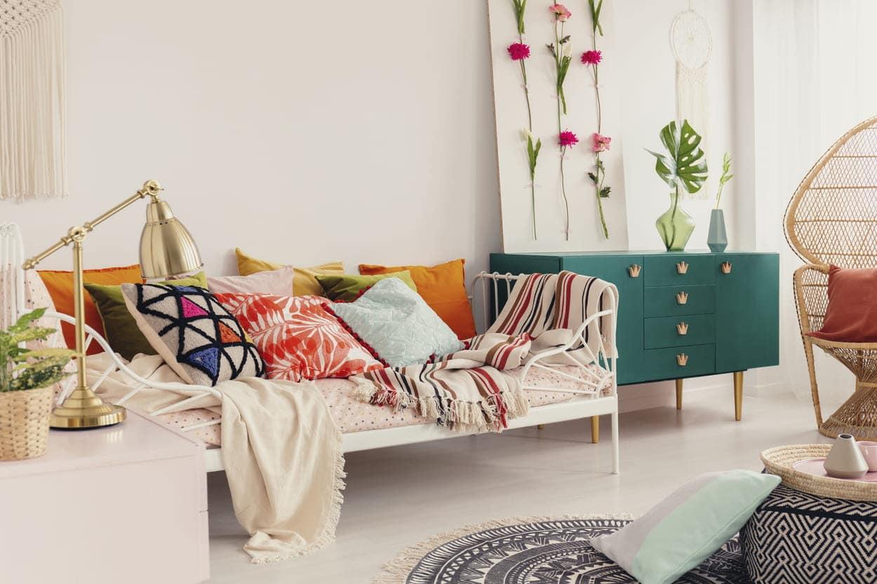 meubles chambre parentale