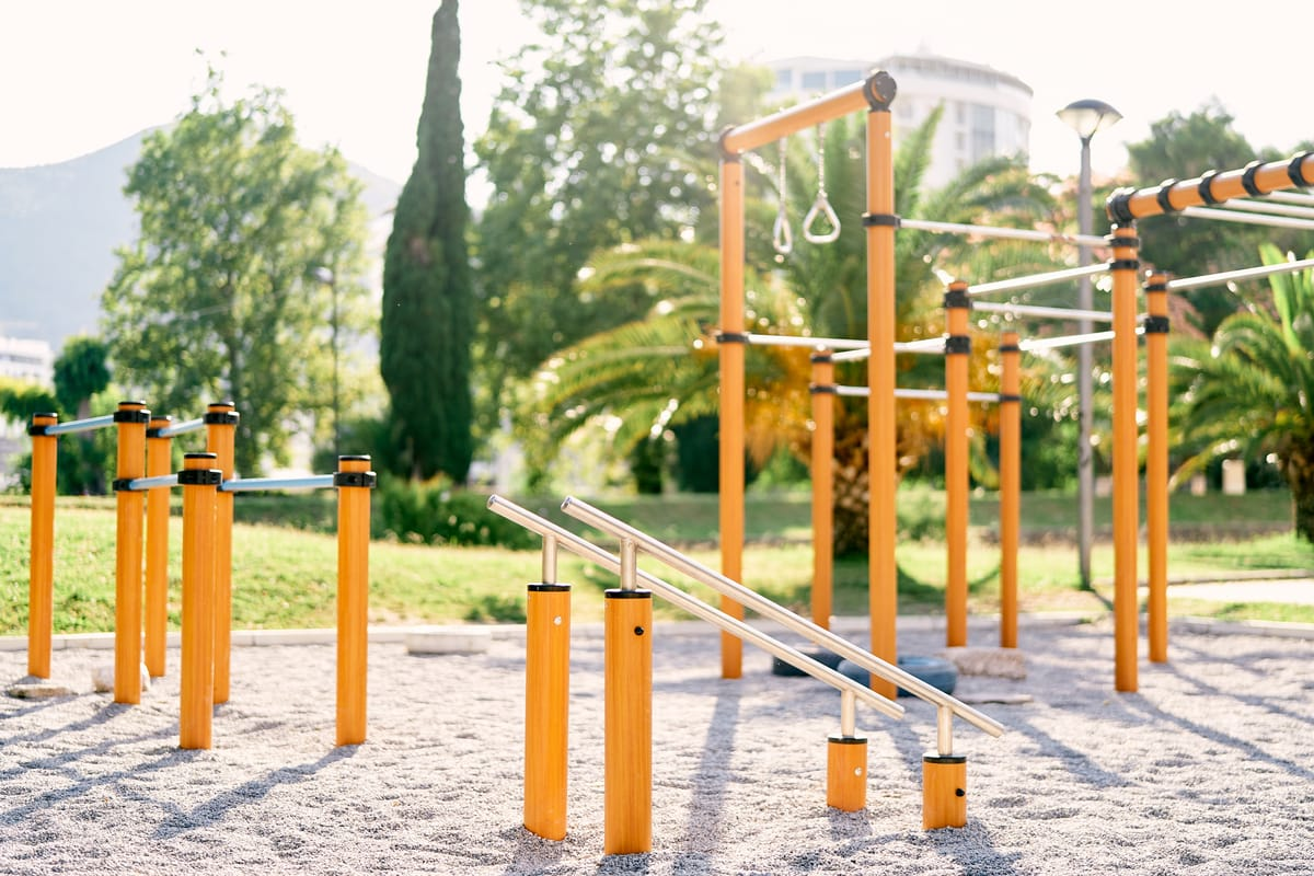 barres pour fitness et musculation