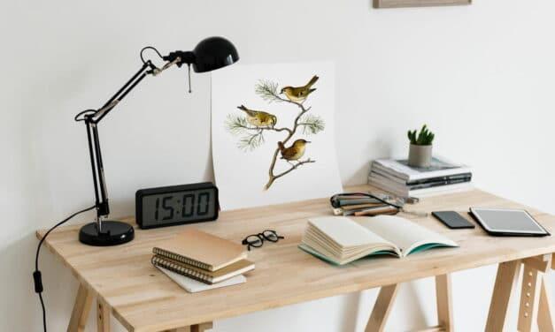 Aménager un bureau design pour travailler à domicile
