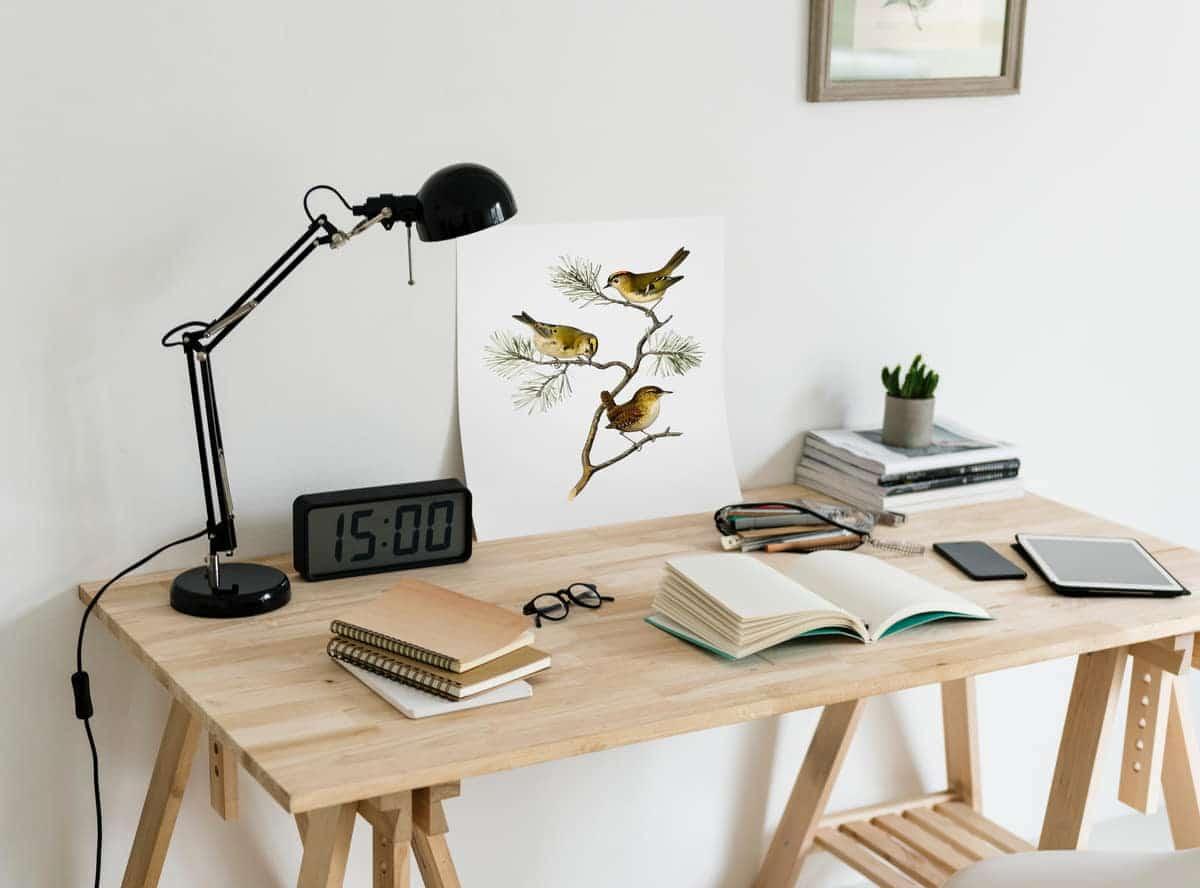 bureau design à domicile