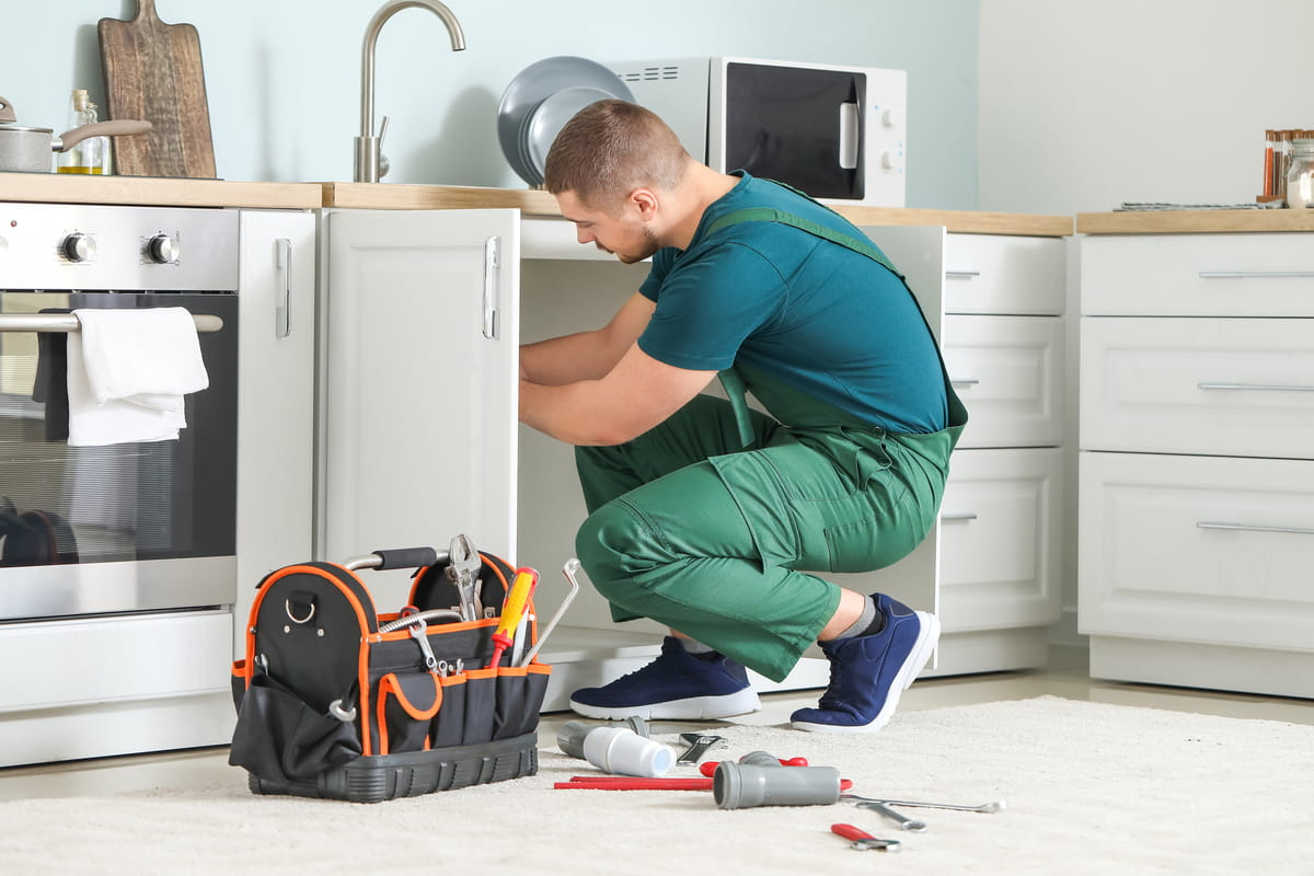 maintenance plomberie cuisine