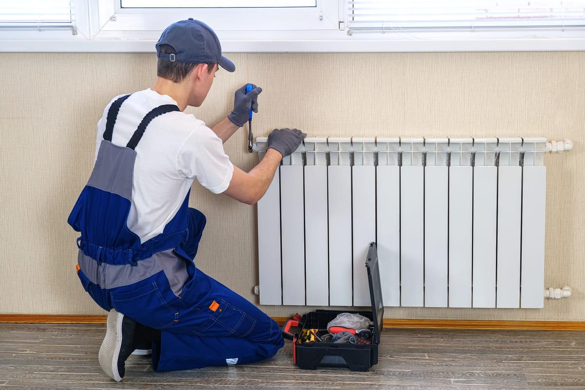 plombier panne radiateur